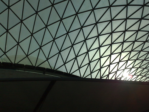 British Museum Skylight