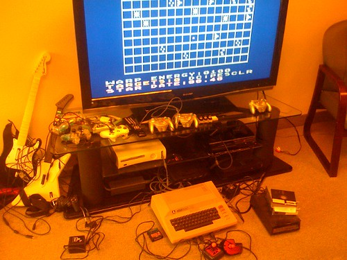 Atari 800 via S-Video