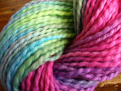 Cancun Handpainted Cotton Yarn