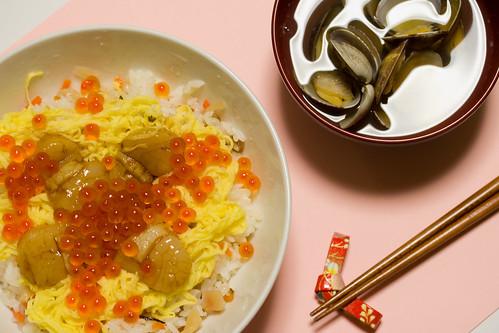 ちらし寿司 │ 食べ物 │ 無料写真素材