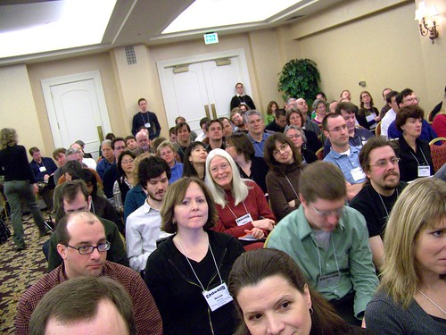 Attendees by schwartzray, on Flickr