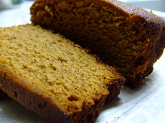 meaghan's molasses loaf cake