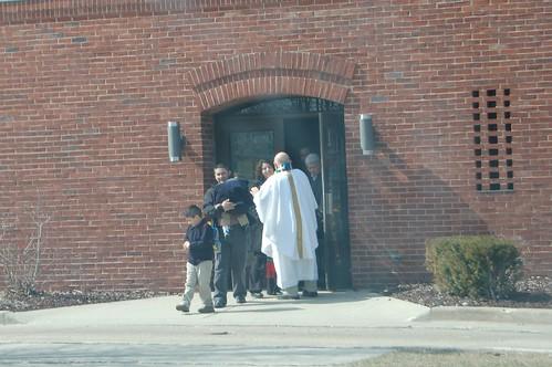 Easter Sunday Mass 2008