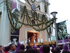 Procesión de Jesús Nazareno de Candelaria, Cri...
