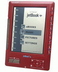 Фото 1 - Электронная книга jetBook