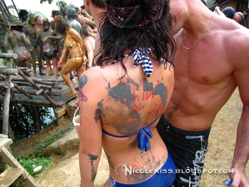 hot bikini chick back