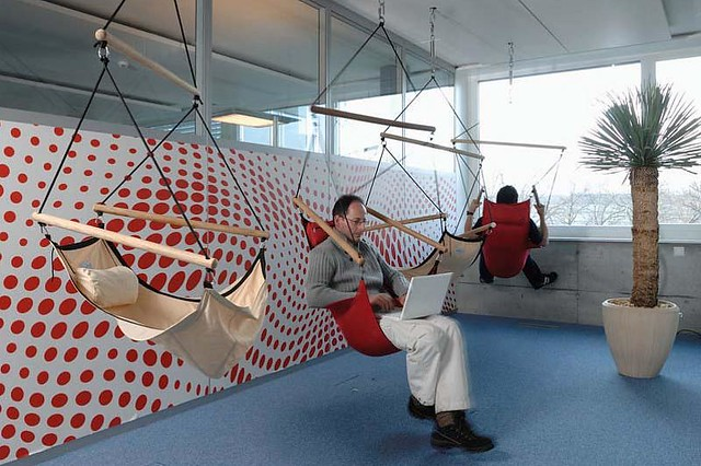 Google Office in Zurich