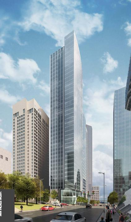 Seattle Downtown Projects Completed U C Proposed