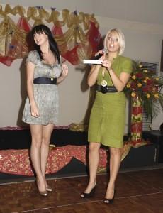 Glamour models Sophie Howard & Sammi Brady