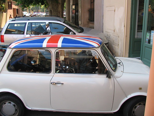 An English car