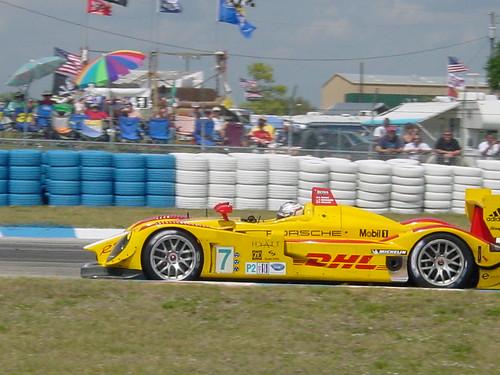 Penske Porsche 2008 Winner