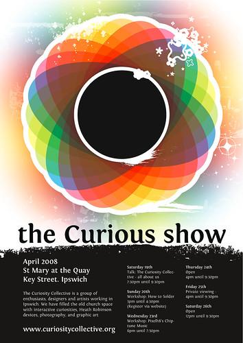 the Curious show