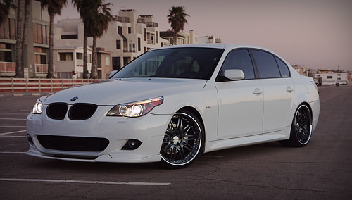 e60 · sunsest · beach · bmw · 530i · 5 · series · mod · hamann