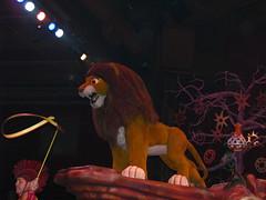 Festival of the Lion King at the Animal Kingdom (dhcalva) Tags: usa waltdisneyworld animalkingdom s5 festivalofthelionking disneyvacation2007 s5is canons5 canons5is