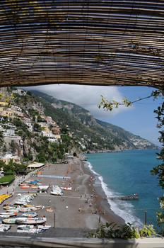 Salerno, Positano.