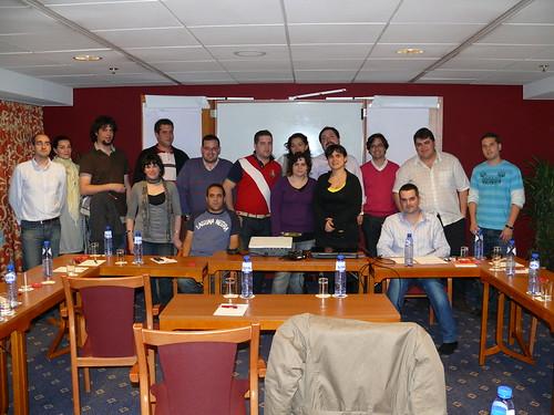 08.05.-31 Visita Instituciones Europeas 2008
