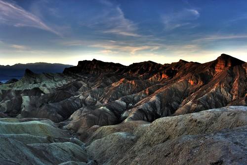 Zabrinskie Point, Death Valley