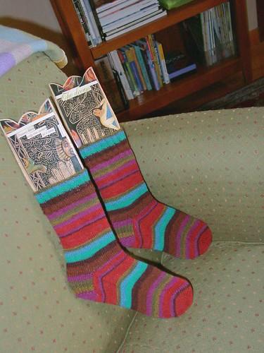 SOS08 3rd pair