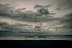 casting views on an empty conversation......Whitstable. (stocks photography.) Tags: whitstable michaelmarsh photographer coast seaside photography