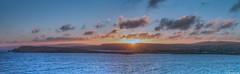 Sunset over Lerwick, Shetland Islands (Michael Leek Photography) Tags: sunset sun lerwick shetlands shetland island michaelleek hdr landscape coastline landscapes sea weather michaelleekphotography highdynamicrange britain northernisles remote wild beauty nature naturalbeauty scotland scottishlandscapes scotlandslandscapes scottishcoastline bressaysound town capital light winter travel travel2017
