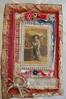 Little Buckaroo (My Artistic Side by Judy B) Tags: collage buckaroo fabriccollage littlecowboy