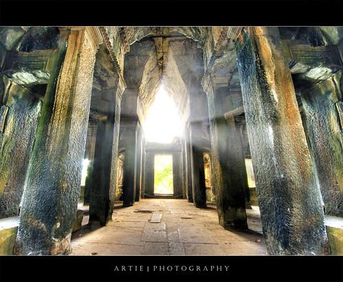 The Shine of Angkor Wat :: HDR