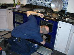 Aga Oven Cleaning by OvenGleam