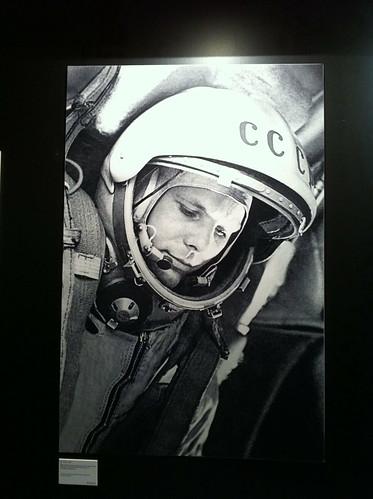 Exposition Youri Gagarine