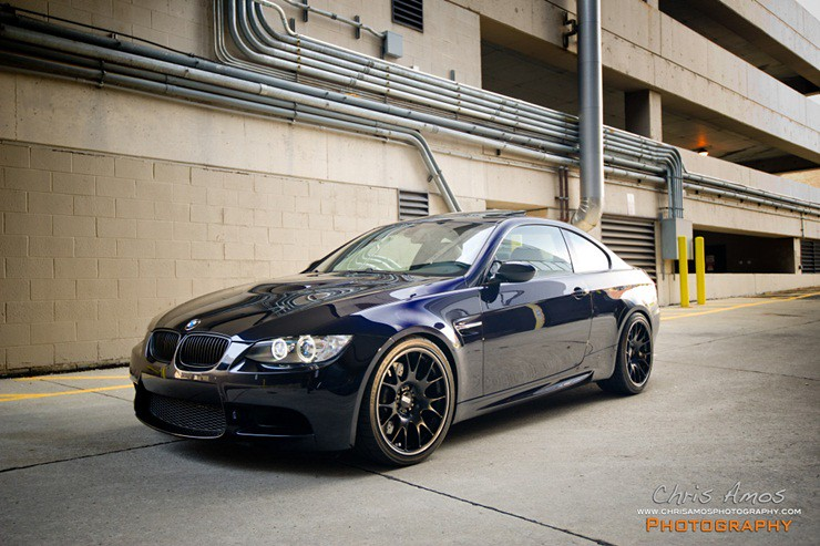 autolavish jerez black e92 bmw m3