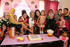 Bling Lustre: Cutting Cake with artists and celebrities