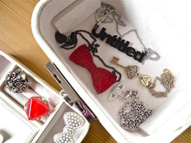 jewellery details