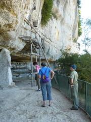 What's this bit, then? (goforchris) Tags: france dordogne caves troglodytes sarlat hfholidays hf laroquestchristophe