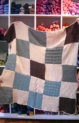 Project Linus Blankets Loop Knits