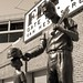 Ted Williams Jimmy Fund Statue