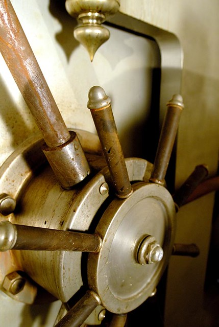 Old Bank Vault - 010