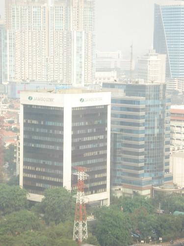 jamsostek building