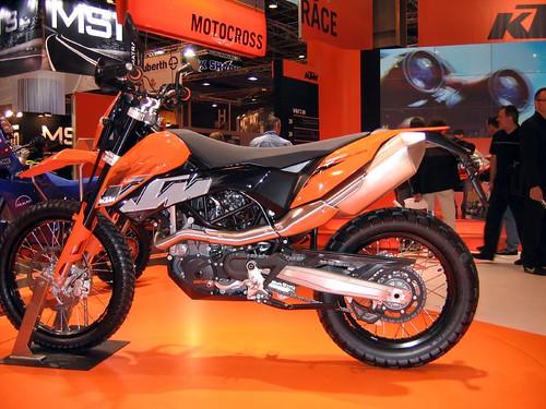 KTM 690 SMR Supermoto · KTM 690 Enduro Motorcycle · KTM 650