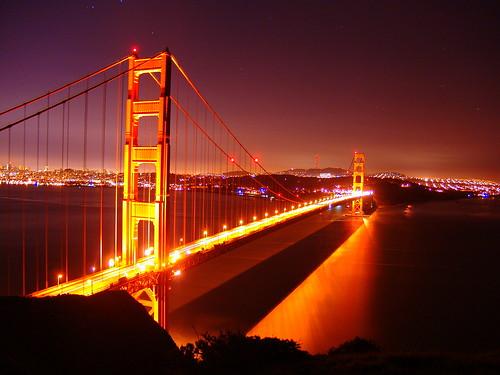 golden gate bridge pictures. over golden gate bridge