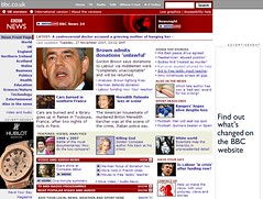 Web de la BBC