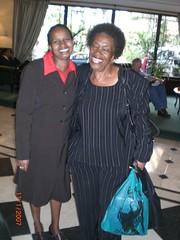 Jean and Mama E