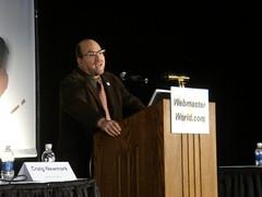 Craig Newmark Keynote Pubcon