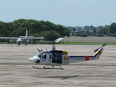 helicopter (trazee) Tags: rescue friendship aircraft military philippines helicopter transportation cebu airliner mactan turboprop afp sikorsky paf uh1 philippineairforce fokkerf27 twinhuey armedforcesofthephilippines hueyii 505thsearchandrescuegroup