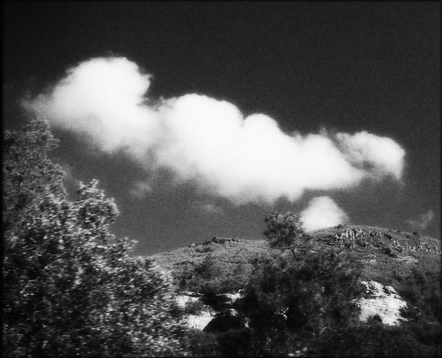 White Cloud above Sedona