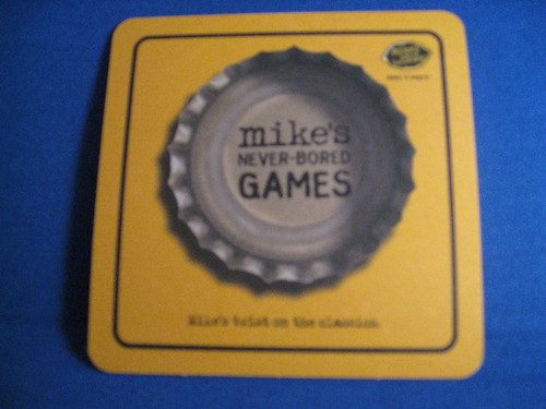 Mike's Never-Bored Games
