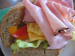 Gient baguette sandwich 004