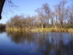 River and Flatland (Roofer 1) Tags: autumn river slow prairie flatland meandering redriverofthenorth onlythebestare