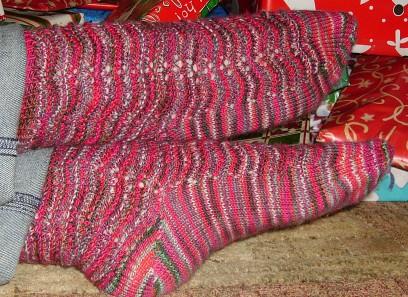 Christmas sock2
