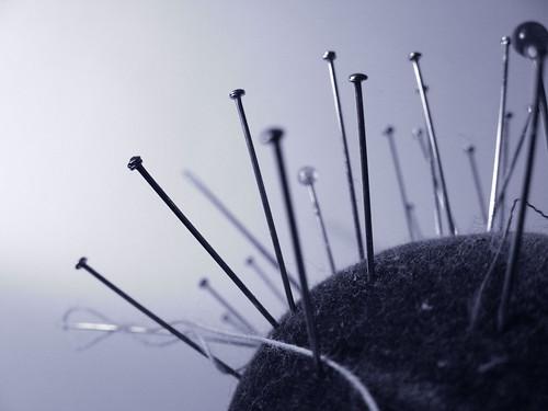 pins needles