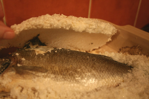Sea Bass in Salt 3