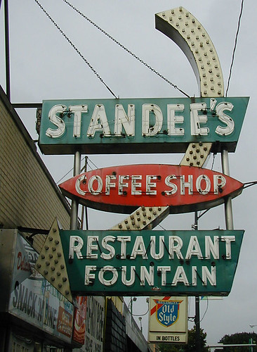 Standee's Coffee Shop